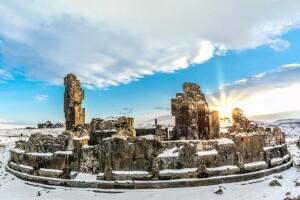 Turistik Doğu Ekspresi İle Gidişli Uçak Dönüşlü 3 Gece 4 Gün Konaklamalı Kars Turu