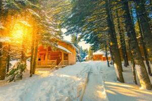 Serpme Köy Kahvaltısı Dahil Günübirlik Cumalıkızık, Uludağ Kayak ve Keyif Turu