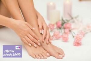 Nişantaşı Eflatun Beauty Studio'dan Manikür, Pedikür, Kalıcı Oje, Protez Tırnak, Komple Ağda Uygulamaları