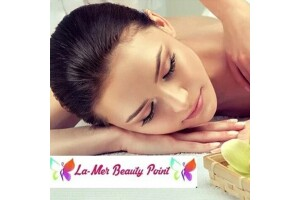Lamer Beauty Point'te 45 dk Klasik Masaj veya Aromaterapi Masajı
