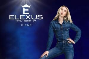 Kıbrıs Elexus Hotel'de 25 Ocak Aleyna Tilki Galası Dahil Tatil Paketleri