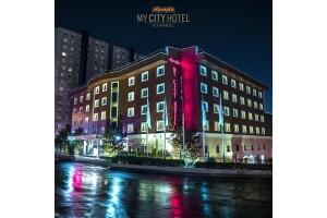 Ağaoğlu My City Hotel'de Çift Kişilik Konaklama