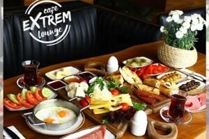 Extrempark Bursa'da Serpme Kahvaltı Keyfi
