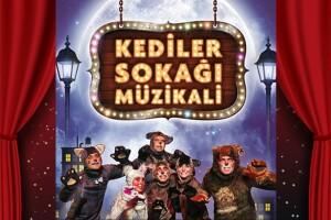 'Kediler Sokağı Müzikali' Tiyatro Bileti