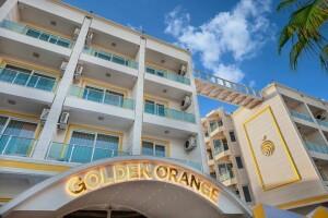 Antalya Golden Orange Otel'de Çift Kişilik Konaklama Keyfi