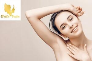 Bella Vetta Beauty Center'dan Kadın ve Erkekler İçin İstenmeyen Tüy Paketleri