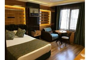 Gaziosmanpaşa Emirtimes Hotel'den Konfor Dolu Çift Kişilik Konaklama