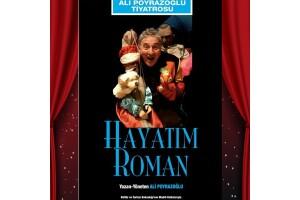 Ali Poyrazoğlu 'Hayatım Roman' Tiyatro Oyunu Bileti