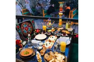 Balat Antik Cafe'den Antik Kahvaltı