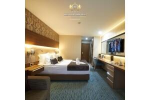 Eskişehir Reyna Premium Hotel'den Ev Konforunda Bir Konaklama Yapmak İsteyenler İçin 1 veya 2 Kişilik Kahvaltı Dahil Paketler