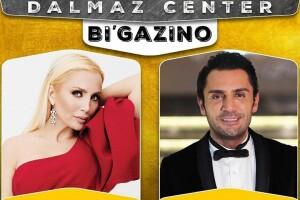 Dalmaz Center Bi Gazino'da 25 Ocak Lerzan Mutlu ve Yaşar İpek Sahneleri Eşliğinde Limitsiz İçkili Akşam Yemeği