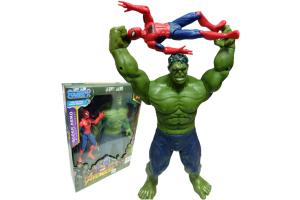 Işıklı - Sesli Marvel Avengers Hulk,spiderman,thor Ve Fazlası...