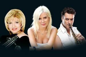 20 Şubat Yıldızların Altında: Gülden Karaböcek & Ömür Gedik & Tayfun SoldOut Performance Hall Konser Bileti