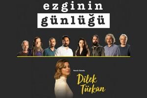 3. Karşıyaka Türkü Festivali'ne Özel 18 Şubat Ezginin Günlüğü & Konuk Sanatçı: Dilek Türkan Konser Bileti