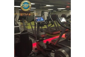 Dream Spa & Fitness Ever Asia Hotel'de 1 Aylık Fitness Üyeliği, Özel Ders, Masaj & SPA Kullanımı Paketleri