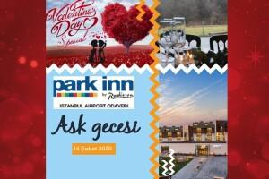 Park İnn By Radisson İstanbul Airport Odayeri Canlı Müzik ile Sevgililer Günü Yemeği ve Konaklama Paketleri - Sevgililer Günü Özel Oda Süslenmesi HEDİYEMİZ