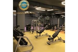 Dreamspa & Fitness, Vois Hotel'de 1 Aylık Fitness, Özel Ders, Masaj ve Spa Kullanımı