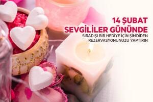 Spastanbul, Golden Tulip'ten Sevgililer Gününe Özel SPA Keyfi