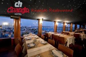 Cihangir Otel'de Nefis Akşam Yemeği