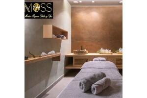 Moss Spa'dan Masaj, Kese Köpük, Tuz Peeling Uygulamaları