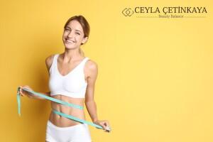 Ceyla Çetinkaya Beauty Balance'de Zayıflama ve Selülit Giderici Uygulamalar