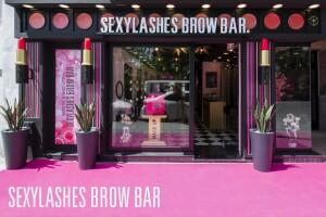 Nişantaşı Sexylashes Brow Bar'dan Brow Henna, Bronsun, Brow Laminasyon ve Kaş Vitamini Uygulamaları