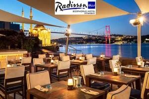 Radisson Blu Bosphorus Hotel'de Muhteşem Balık Menüleri