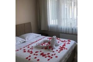 Büyükada Hayal Butik Otel'de Çift Kişilik Konaklama
