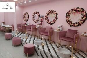 Nurgül İnci Beauty Center'da Manikür, Protez Tırnak, Kalıcı Oje, Nail Art İşlemleri