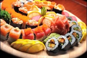 China Big Box & Sushi'de Tadına Doyulmaz Sushi Menüleri