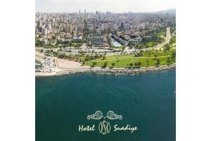 Hotel Suadiye'de Çift Kişilik Konfor Dolu Konaklama Seçenekleri