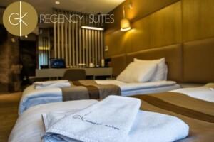 GK Suite Regency Hotel'de 2 Kişilik Konaklama Seçenekleri