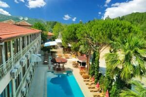 Pamukkale Oskar Thermal Hotel'de Çift Kişilik Konaklama Seçenekleri
