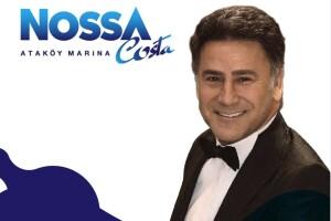 Ataköy Marina Nossa Costa'da 22 Şubat İzzet Yıldızhan Sahnesi ve Limitsiz Yerli İçecek Eşliğinde Gala Yemeği