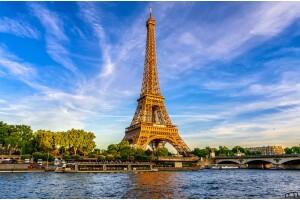 Air France Hava Yolları İle 7 Gece 8 Gün Muhteşem Benelüks, Paris Turu