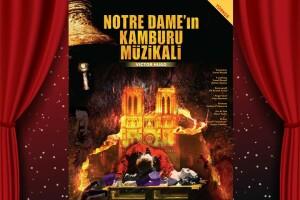 Victor Hugo'nun Ölümsüz Eseri 'Notre Dame'in Kamburu Müzikali' Tiyatro Bileti