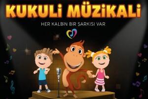 'Kukuli Müzikali' Çocuk Tiyatro Oyunu Bileti