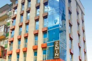 Laleli Emin Hotel'de Çift Kişilik Konaklama Keyfi