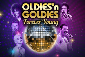 14 Mart Oldies'n Goldies Forever Young Party Duru Ataşehir Gig's Sahne Konser Bileti