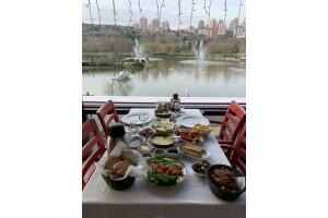 Gölet Restaurant'tan Enfes Açık Büfe ve Serpme Kahvaltı Menüleri