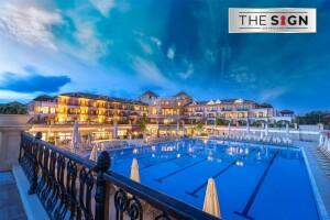 The Sign Şile Hotel & Spa'da Masaj Dahil Konaklama