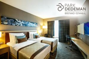 Park Dedeman Hotel Bostancı'dan Çift Kişi 1 Gece Konaklama Seçenekleri