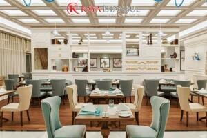 Kaya İstanbul Fair & Convention Hotel Turkuaz Restaurant'ta 6 Mart Demli Muhabbetler Fasıl Gecesi