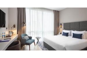 Delta Hotels By Marriott İstanbul Haliç'te Huzur Dolu Konaklama Seçenekleri