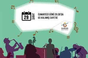 Gs Kalamış Cafe'de 29 Şubat Melek Agnes Quintet Sahnesi Eşliğinde Akşam Yemeği ve Eğlence