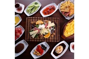 Zoom Bahçe Cafe & Restaurant'tan Enfes Kahvaltı Menüleri
