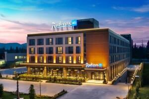 Radisson Blu Hotel Sakarya'da Çift Kişilik Konaklama Seçenekleri