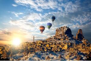 Ek Bedelsiz 2 Gece 3 Gün Yarım Pansiyon Konaklamalı Muhteşem Kapadokya Turu