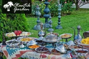 Otantik Garden'dan Ramazan Huzurunu Bulacağınız İftar Menüsü
