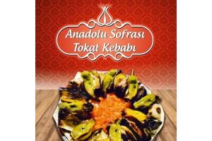 Anadolu Sofrası Tokat Kebabı Cafe Restoran'da Tadına Doyulmaz Mangal Menüsü